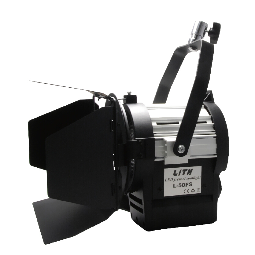 L-50FS LED fresnel spotlight